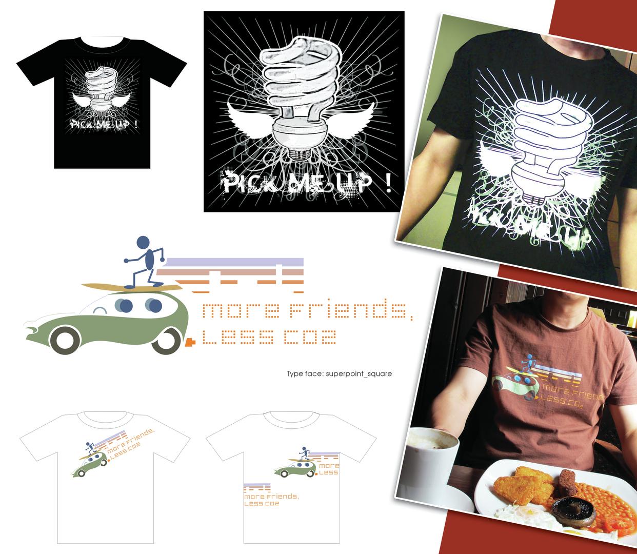 T-Shirt design for T-Angel Fashion